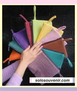 warna dompet tenun