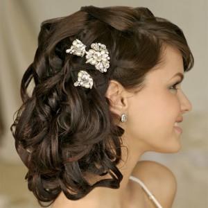 Gaya model rambut pengantin